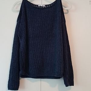 BB Dakota chenille sweater